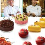 Послеполуденный чай с коллекцией изысканных десертов в Four Seasons Hotel Lion Palace