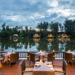 Новое меню в ресторан Tré (Banyan Tree Phuket)