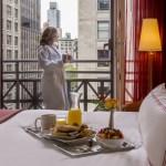 Необычные завтраки в отелях мира