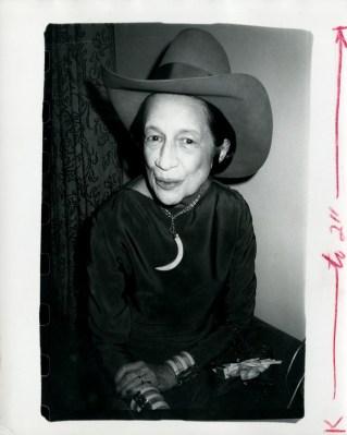Diana Vreeland ca1977