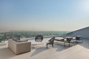 Jumeirah Beach Hotel room view