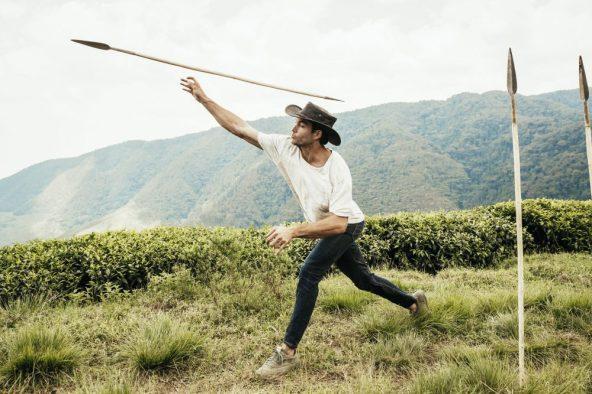OONH_Spear Throwing