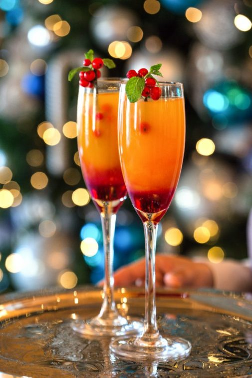 One_Only Royal Mirage Festive Drinks
