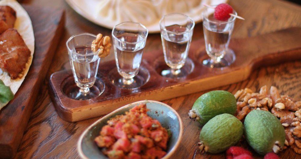 Фестиваль чачи в ресторанах «Ача-Чача»