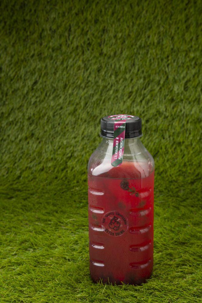 Детокс-напиток