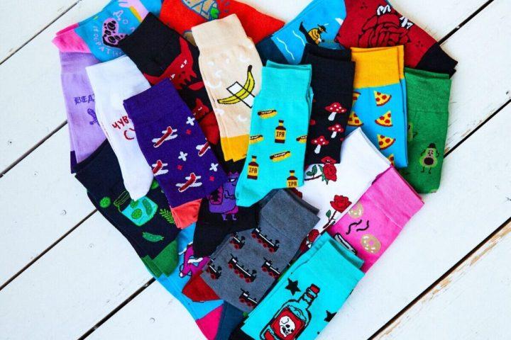 St.Friday Socks