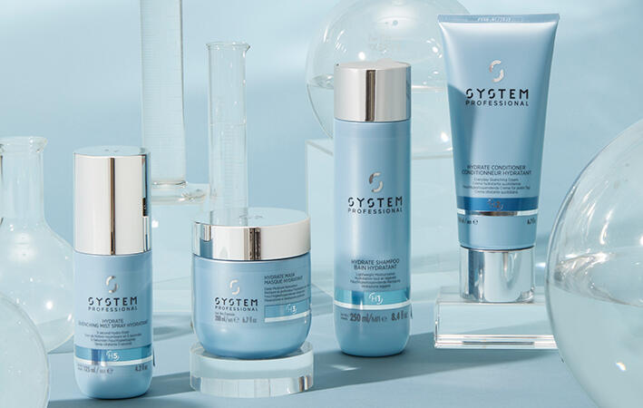 System Professional Hydrate