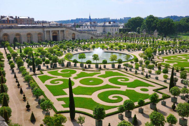 Airelles Château de Versailles Le Grand Contrôle