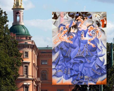 «Итальянский футуризм из коллекции Маттиоли. Русский кубофутуризм из Русского музея и частных коллекций Москвы»