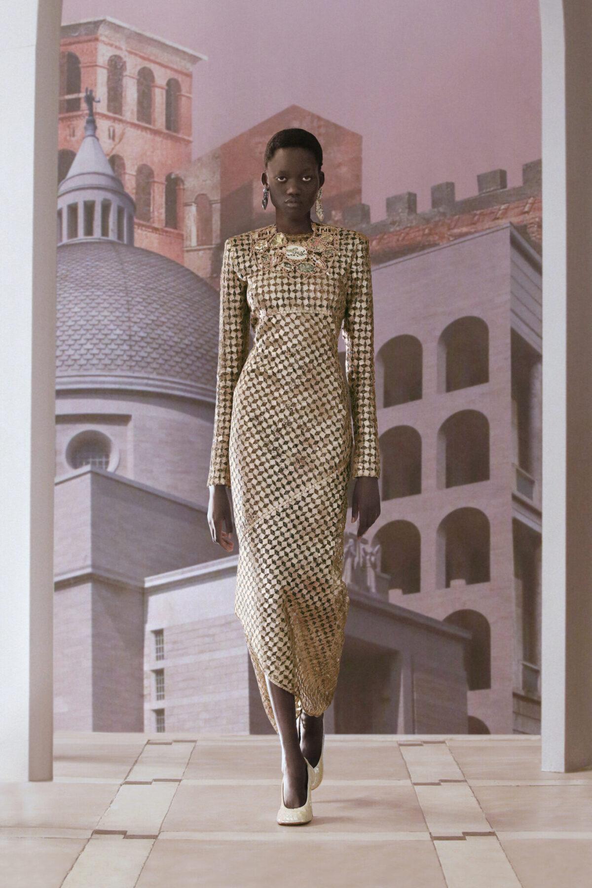 Fendi Couture Осень/Зима 2021