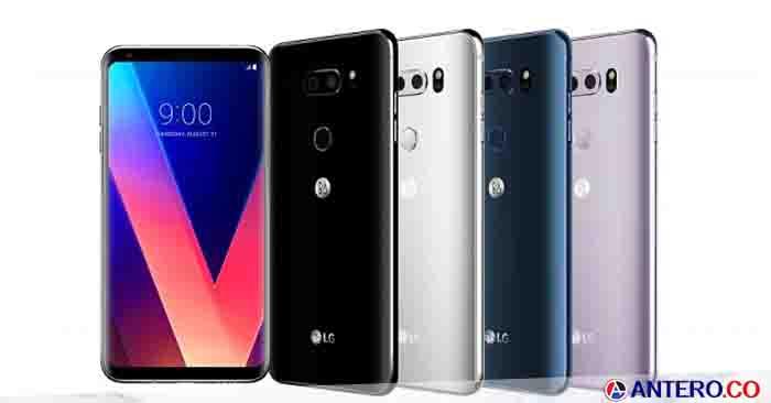 Harga LG G7 dan Spesifikasi