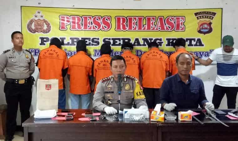 Motif Di Balik Geng All Base 55 Habisi Nyawa Pelajar Bogor