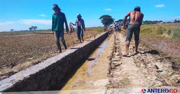 Petani Desa Suka Negara Merasa Senang adanya P3-TGAI