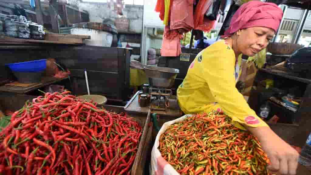 Pilkada Banten Tidak Berdampak Inflasi ekonomi di Banten