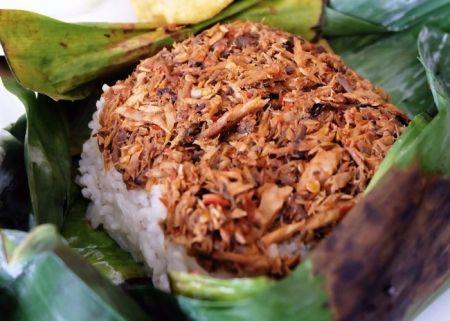 Resep Nasi Bakar Bandung