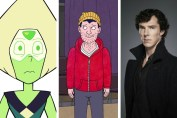 Personajes asexuales