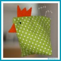 antetanni...näht...Hühner (Küken, Anleitung)