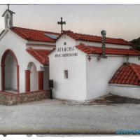 Το θαυματουργό αγίασμα της Αγ. Παρασκευής, στο ομώνυμο χωριό τηςΘεσ/νίκης