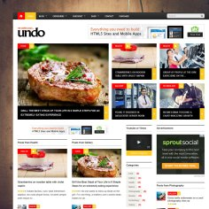 Undo – Premium WordPress News / Magazine Theme