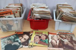 A large quantity of Picturegoer magazine from the 1920s through to the 1950s. Sold for £320 at Anthemion Auctions