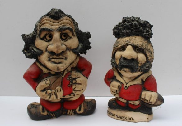 Wales Rugby Groggs, Estimates to follow