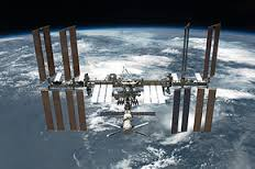 La Station Spatiale Internationale en orbite