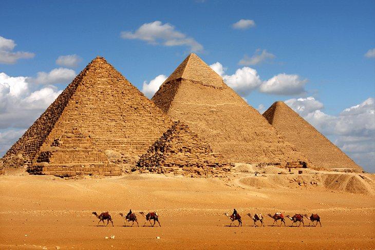 Kahire'ye Nasıl Gidilir?