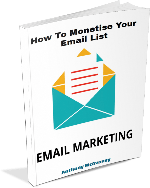email list building free ebook