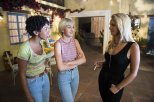 """(L to R) Karissa Tynes (""""Vanessa A. Williams/Rhonda Blair""""), Chloe McClay (""""Josie Bissett/Jane Mancini"""") and Ciara Hanna (""""Heather Locklear/Amanda Woodward"""") star in the all-new Lifetime movie, The Unauthorized Melrose Place Story, premiering Saturday, October 10, at 8pm ET/PT Photo by Sergei Bachlakov Copyright 2015"""