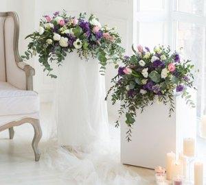 Βασικά λουλούδια γάμου