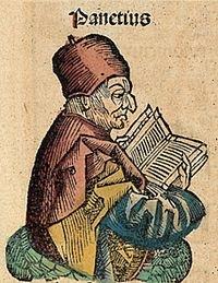 Panaetius_Nuremberg_Chronicle