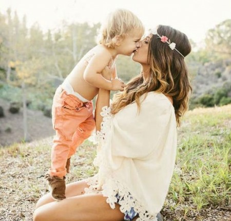 mother-kid