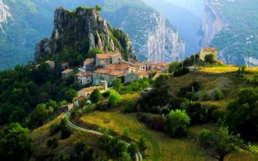 France-alps-mountain