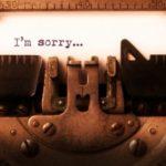 Τα 6 χαρακτηριστικά της συγγνώμης για να είναι αποτελεσματική
