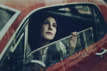 car-woman
