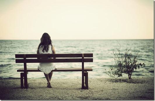 alone-bench