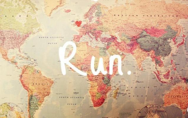 run-earth-chart