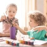 5 τρόποι για να ενισχύσετε τη δημιουργικότητα των παιδιών