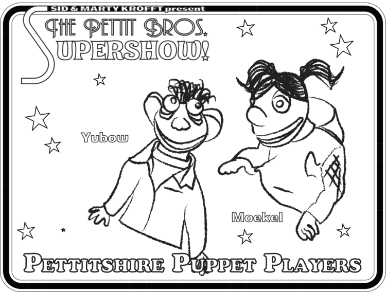 Pettitshire Puppet Players