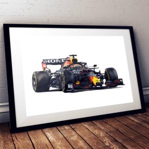 Max Verstappen - Red Bull RB16B - 2020