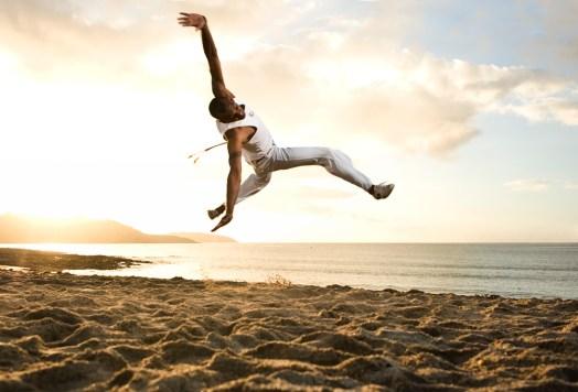 Capoeira - Anthony Greenwood Photography