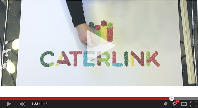 Intro photograph for the Caterlink's Sprinkles Shot, video and photography