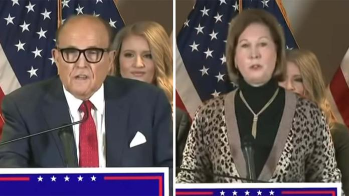 Rudy Giuliani Wild Press Conference and The Tucker Carlson Fallout
