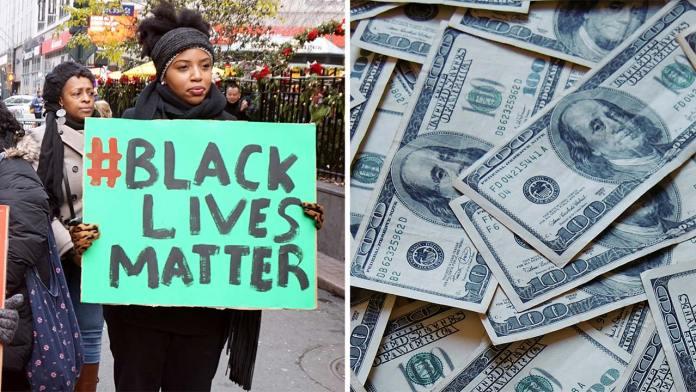 Black Lives Matter Raised 10 Million Dollars In Six Months