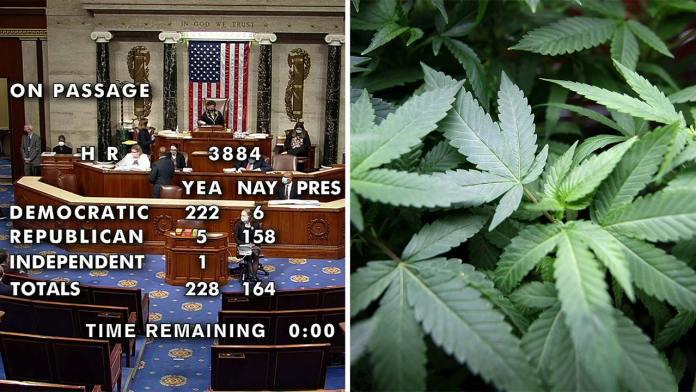 House Democrats Vote To Legalize Marijuana Bad Move