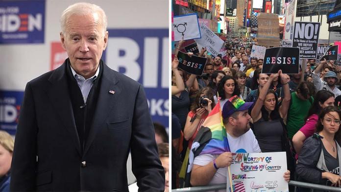Biden Reverses Transgender Military Ban For The Woke Mob