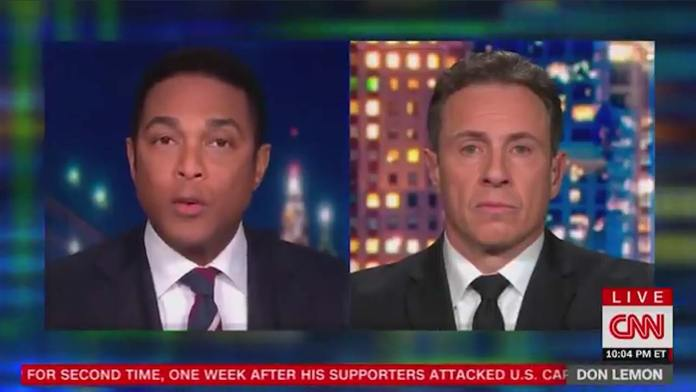 Don Lemon Says All Trump Voters Support The Klan