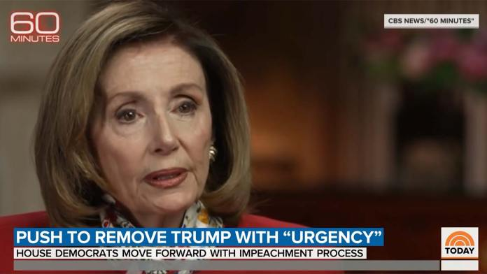 House Democrats Move Forward With Impeachment Again