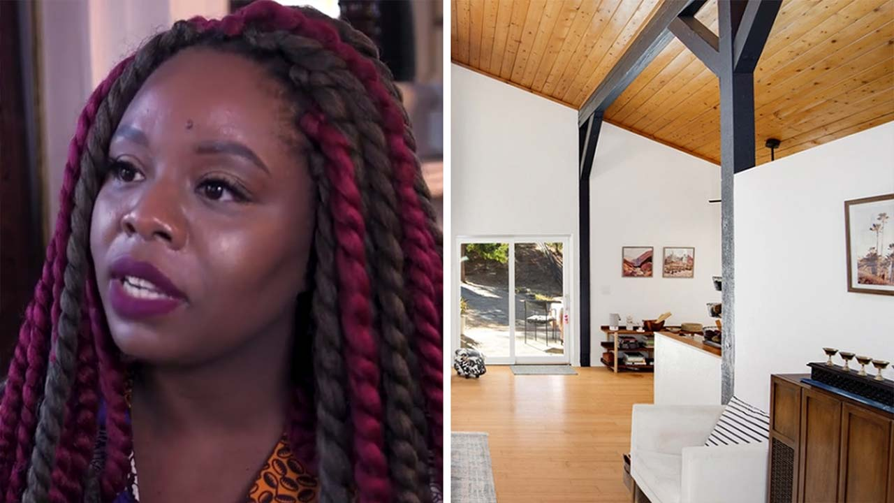 BLM Co-Founder Buys $1.4 Million Dollar Home in LA Hills   Anthony Brian Logan