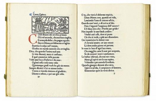Dante's Lo Inferno, Ashendene Press, 1902